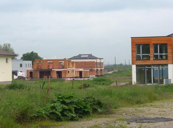 pixendorf wohnen im gr nen wohnraum hausbau auf dem. Black Bedroom Furniture Sets. Home Design Ideas